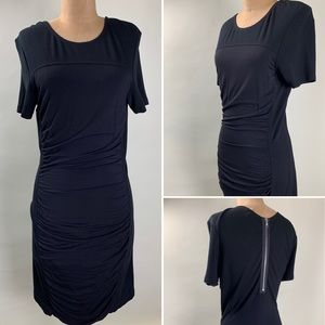 Size 8 Theory Black Dress